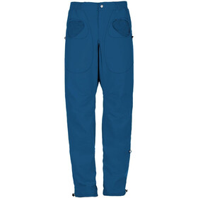 E9 Rondo Slim Pants Men cobalt blue